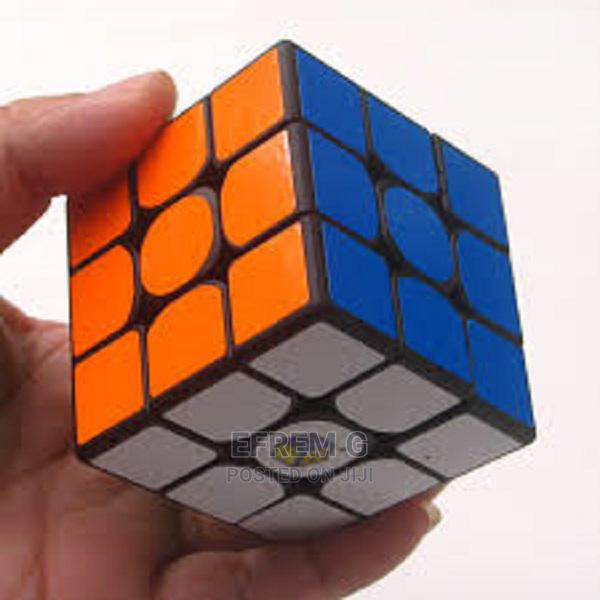 3x3 Magic Cube Puzzle