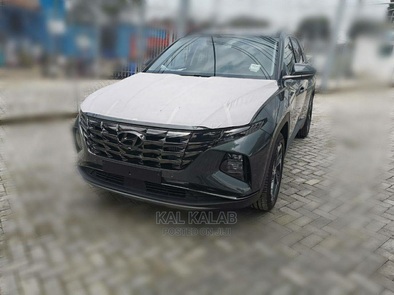 New Hyundai Tucson 2021 Gray