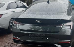 New Hyundai Avante 2021 Gray   Cars for sale in Addis Ababa, Bole