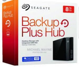8 TB , Seagate Hard Disk , New   Computer Hardware for sale in Addis Ababa, Bole