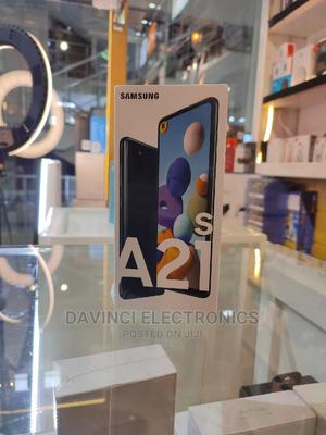 New Samsung Galaxy A21s 128 GB Black   Mobile Phones for sale in Addis Ababa, Bole