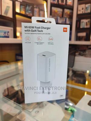 MI 65W Fast Charger With Gan Technology | Accessories for Mobile Phones & Tablets for sale in Addis Ababa, Bole