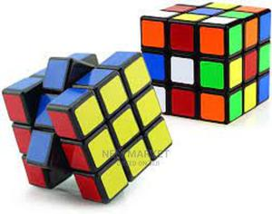 Magic Cube Puzzle 3x3 | Books & Games for sale in Addis Ababa, Yeka