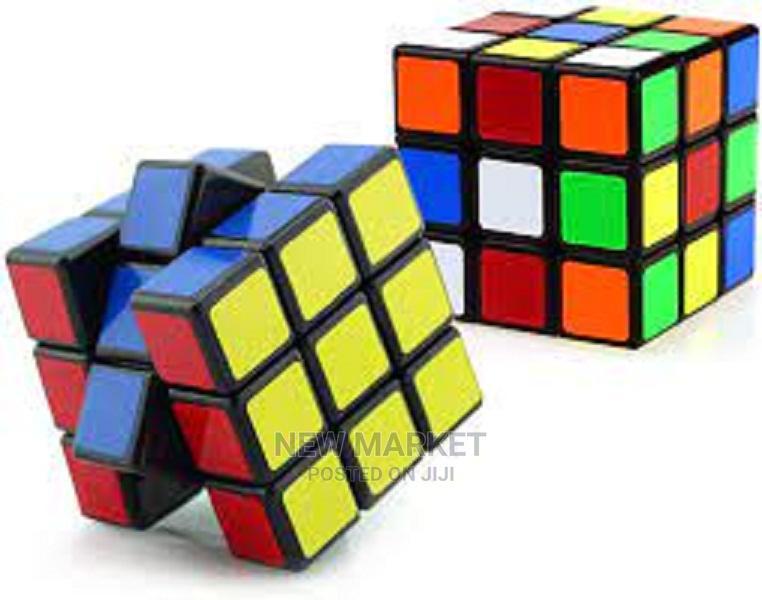 Magic Cube Puzzle 3x3