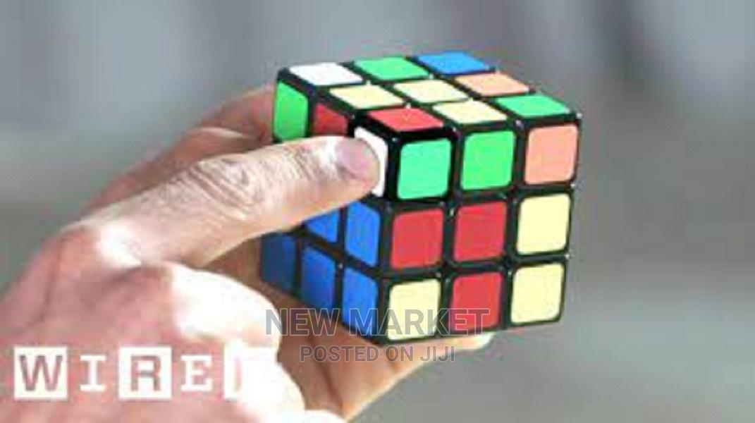 Magic Cube Puzzle 3x3   Books & Games for sale in Yeka, Addis Ababa, Ethiopia