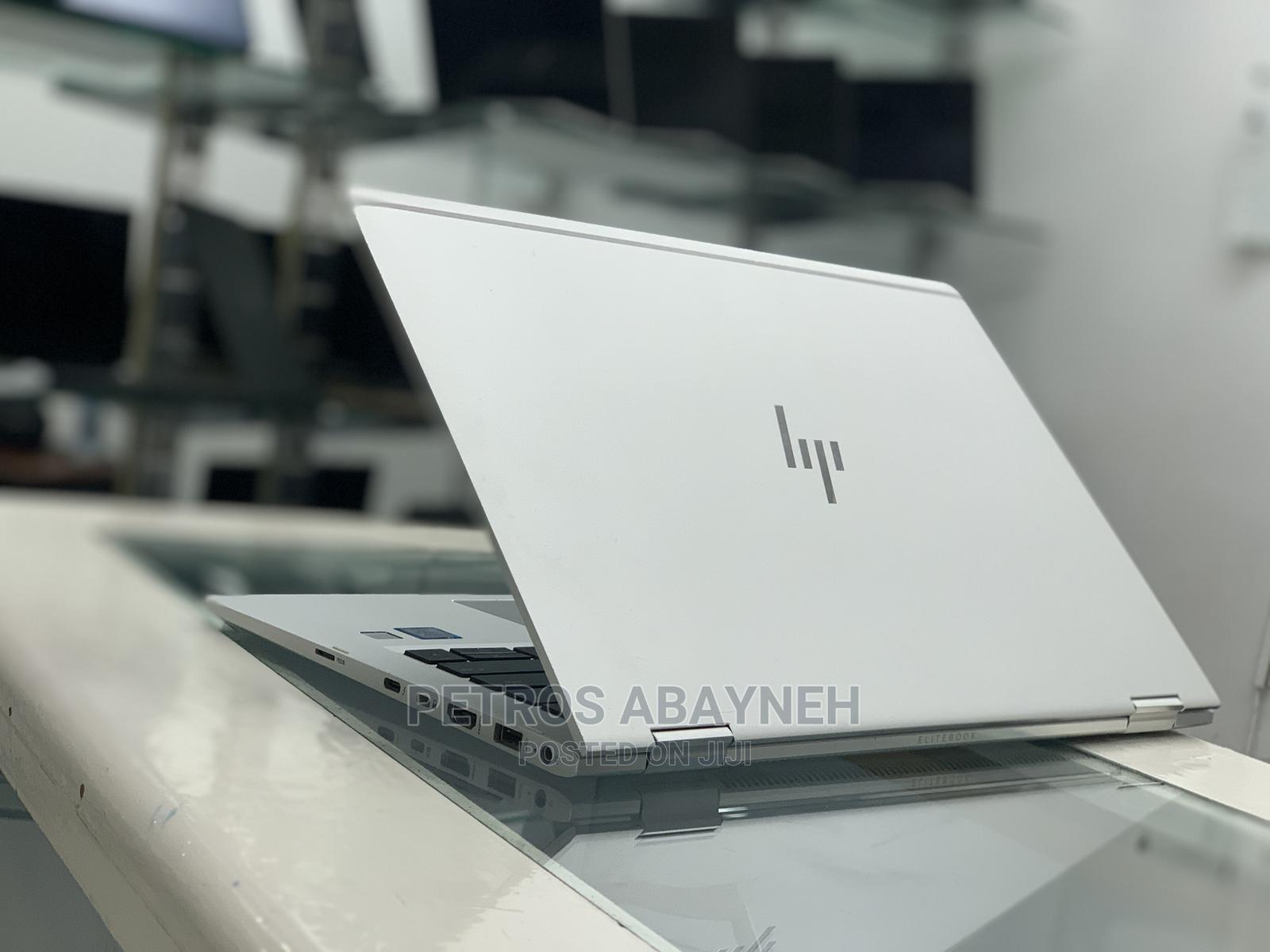 New Laptop HP EliteBook X360 1030 G3 8GB Intel Core I5 SSD 256GB