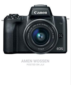 Canon - EOS M50 Mirrorless Camera   Photo & Video Cameras for sale in Addis Ababa, Nifas Silk-Lafto