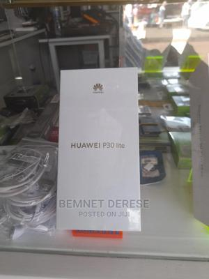 New Huawei P30 Lite 128 GB Blue   Mobile Phones for sale in Addis Ababa, Bole