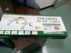 Folding Picnic Table | Garden for sale in Addis Ababa, Kolfe Keranio