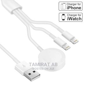3 In1 Charging Cable for Apple Watch and iPhone and Airpods   Accessories & Supplies for Electronics for sale in Addis Ababa, Yeka