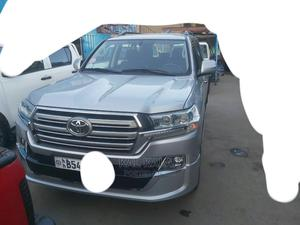 Toyota Land Cruiser Prado 2019 Silver | Cars for sale in Addis Ababa, Bole
