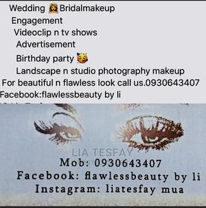 Makeup Service by Flawless Beauty by Li | Health & Beauty Services for sale in Addis Ababa, Yeka