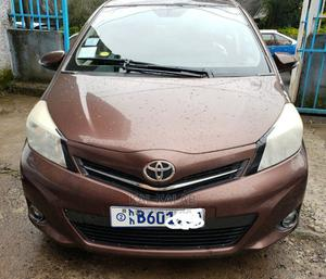 Toyota Yaris 2011 Brown   Cars for sale in Addis Ababa, Bole