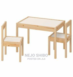 Children's Table With Chairs | Furniture for sale in Addis Ababa, Addis Ketema