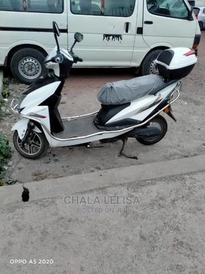 CityCoco Comfort 2020 White | Motorcycles & Scooters for sale in Addis Ababa, Nifas Silk-Lafto