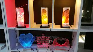 Custom Led Sign and Night Lamp for Gift | Arts & Crafts for sale in Addis Ababa, Nifas Silk-Lafto