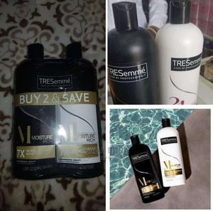 Tresemme Shampoo + Conditioner | Hair Beauty for sale in Addis Ababa, Bole