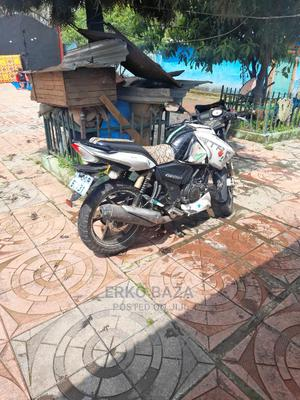 TVS Apache 180 RTR 2018 White | Motorcycles & Scooters for sale in Oromia Region, Oromia-Finfinne