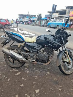 TVS Apache 180 RTR 2015 Black | Motorcycles & Scooters for sale in Oromia Region, Oromia-Finfinne