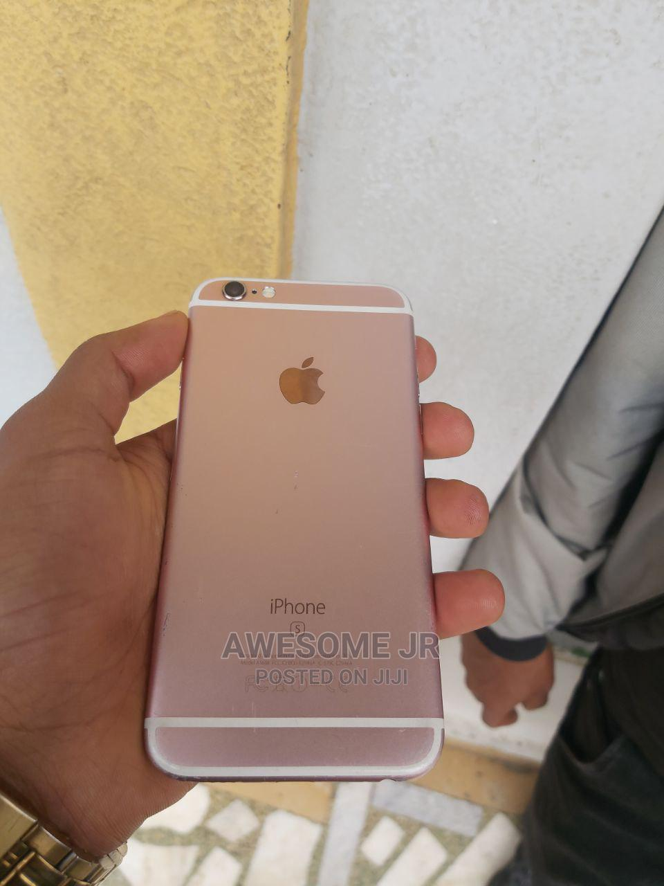 Archive: Apple iPhone 6s 128 GB Gold