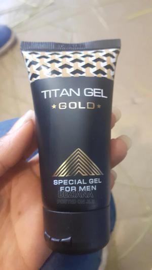 አስደሳች ዜና ለወንዶች Titan Gel GOLD | Sexual Wellness for sale in Addis Ababa, Yeka