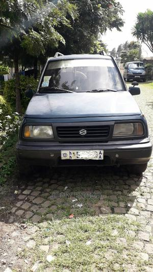 Suzuki Vitara 1997 Black   Cars for sale in Addis Ababa, Kolfe Keranio