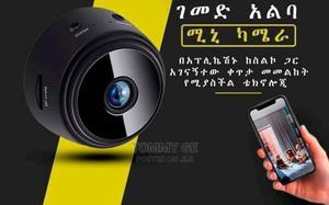 A9 Mini Wireless Camera HD 1080p በጥራት የሚቀርፅ በጨለማ ቦታ   Security & Surveillance for sale in Addis Ababa, Arada