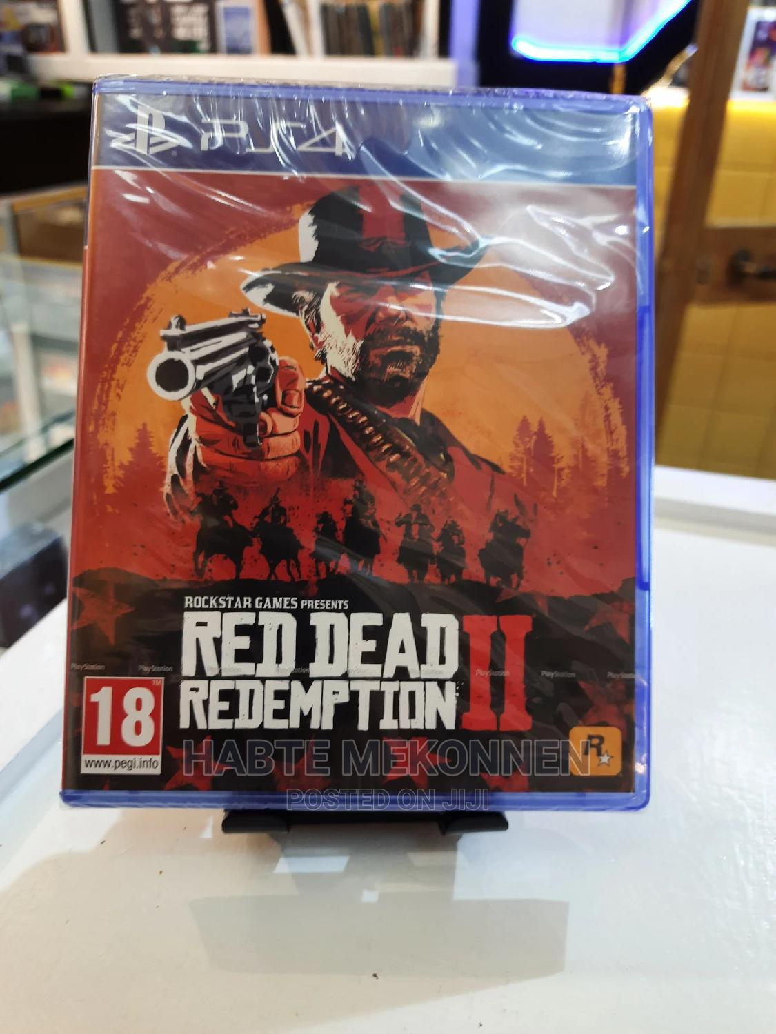 Archive: Red Dead Redemption