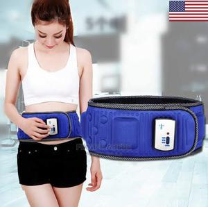 X5 360 Degree Vibration Slimming Belt | Sports Equipment for sale in Addis Ababa, Bole