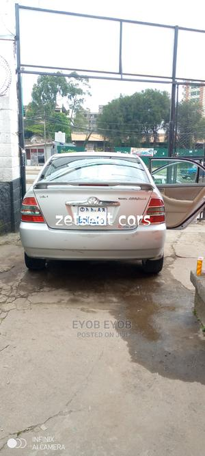 Toyota Corolla 2003 Silver   Cars for sale in Addis Ababa, Kirkos