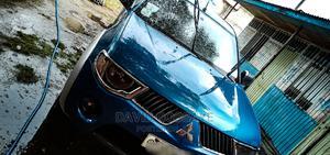 Mitsubishi L200 2007 Single Cab 2.5 TD 4WD Blue   Cars for sale in Addis Ababa, Bole
