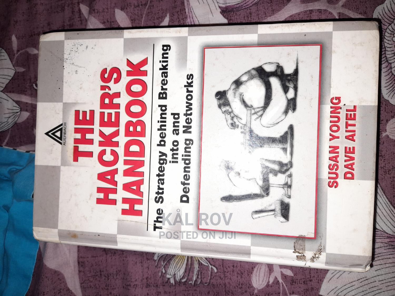 The Hacker Handbook | Books & Games for sale in Akaky Kaliti, Addis Ababa, Ethiopia