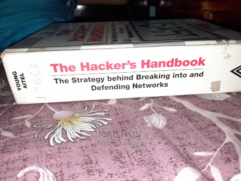 The Hacker Handbook