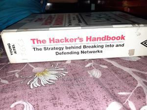 The Hacker Handbook | Books & Games for sale in Addis Ababa, Akaky Kaliti