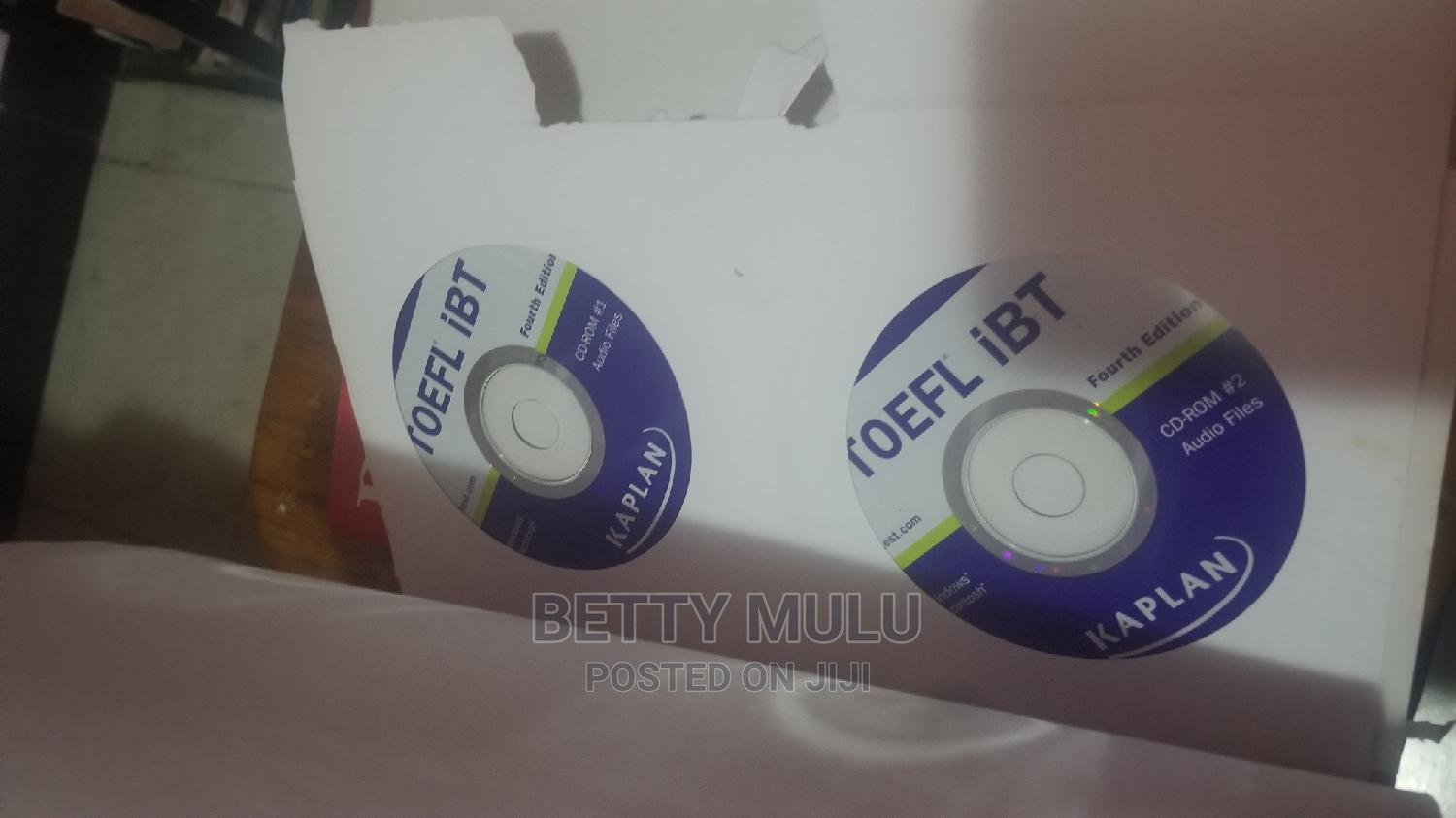 Archive: SAT and Tofel Ibt With Cd Rom Books From Newyork