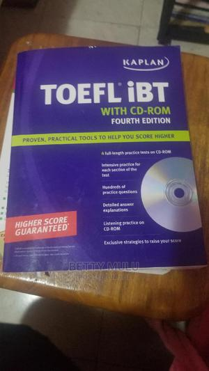 SAT and Tofel Ibt With Cd Rom Books From Newyork   Books & Games for sale in Addis Ababa, Bole