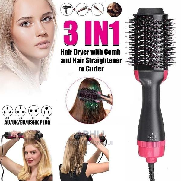 Archive: 3 in 1 Hair Dryer and Styler