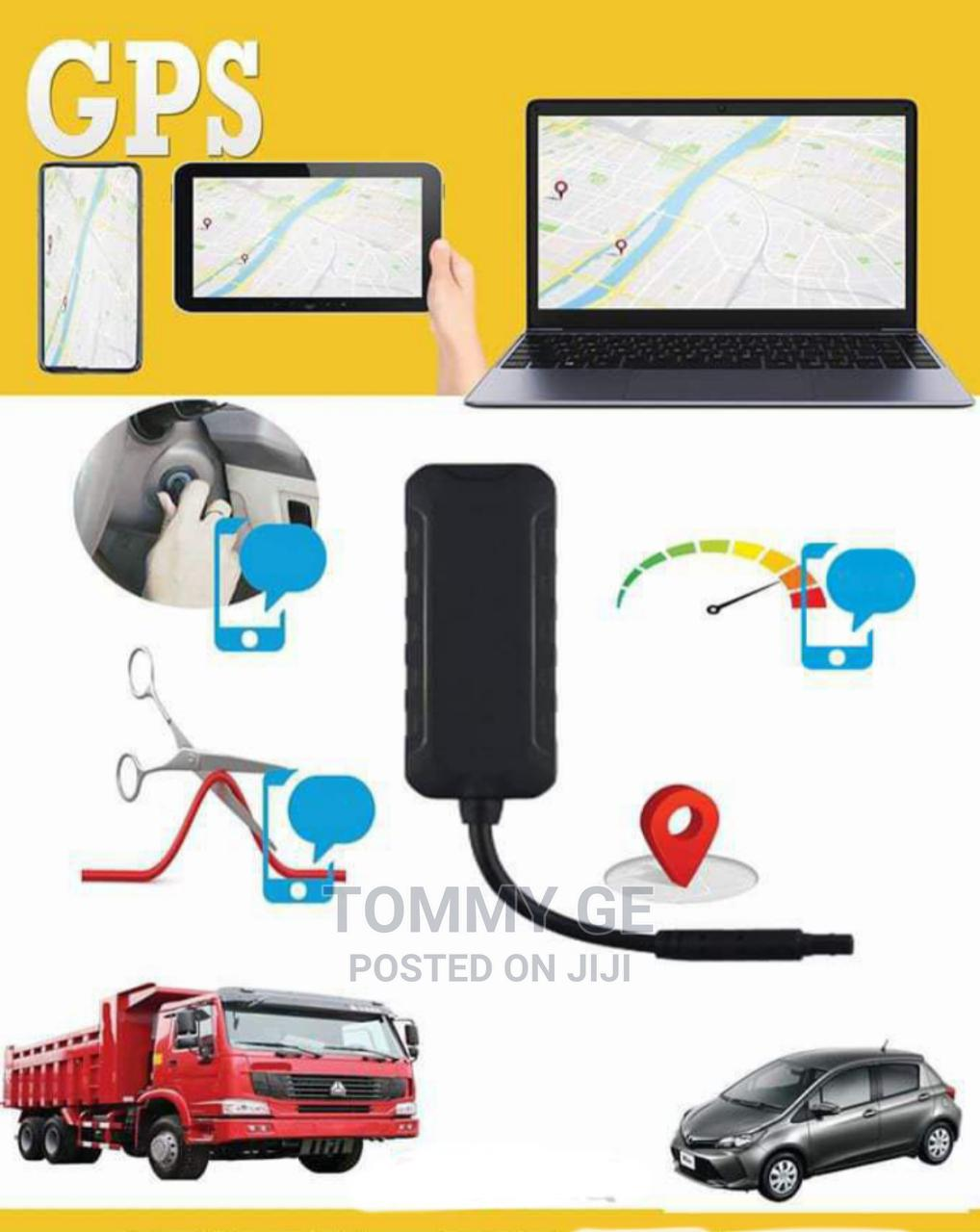 መኪና መቆጣጠርያ GPS ለመኪና ወይም ለሞተር መቆጣጠርያ በስልኮ ከየትም ቦታ   Vehicle Parts & Accessories for sale in Arada, Addis Ababa, Ethiopia