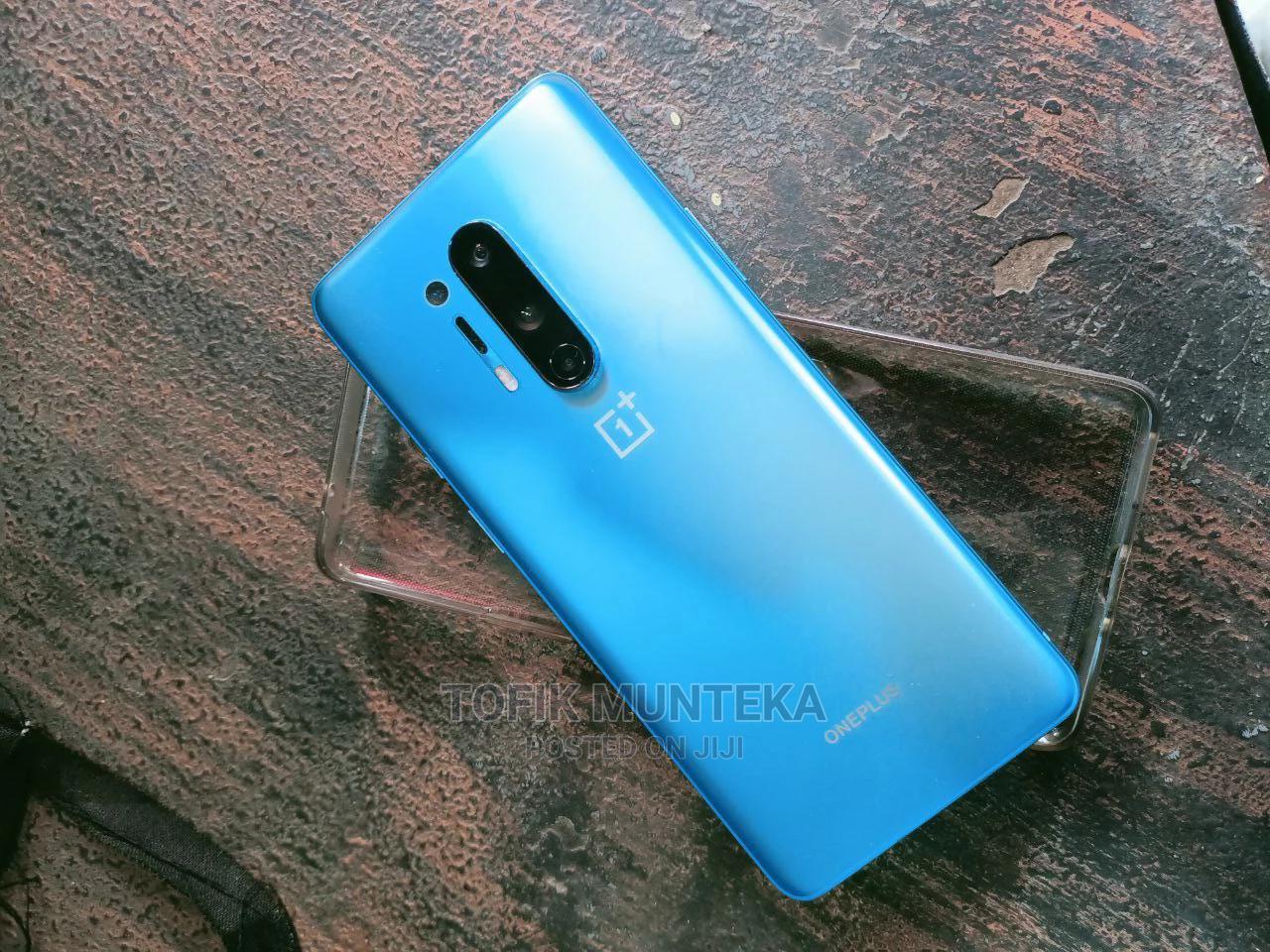 OnePlus 8 Pro 256 GB Blue