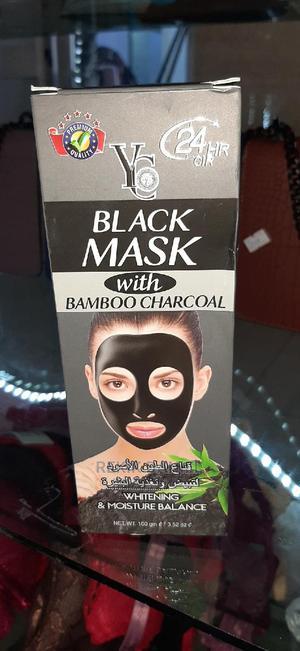 Black Mask | Skin Care for sale in Addis Ababa, Arada