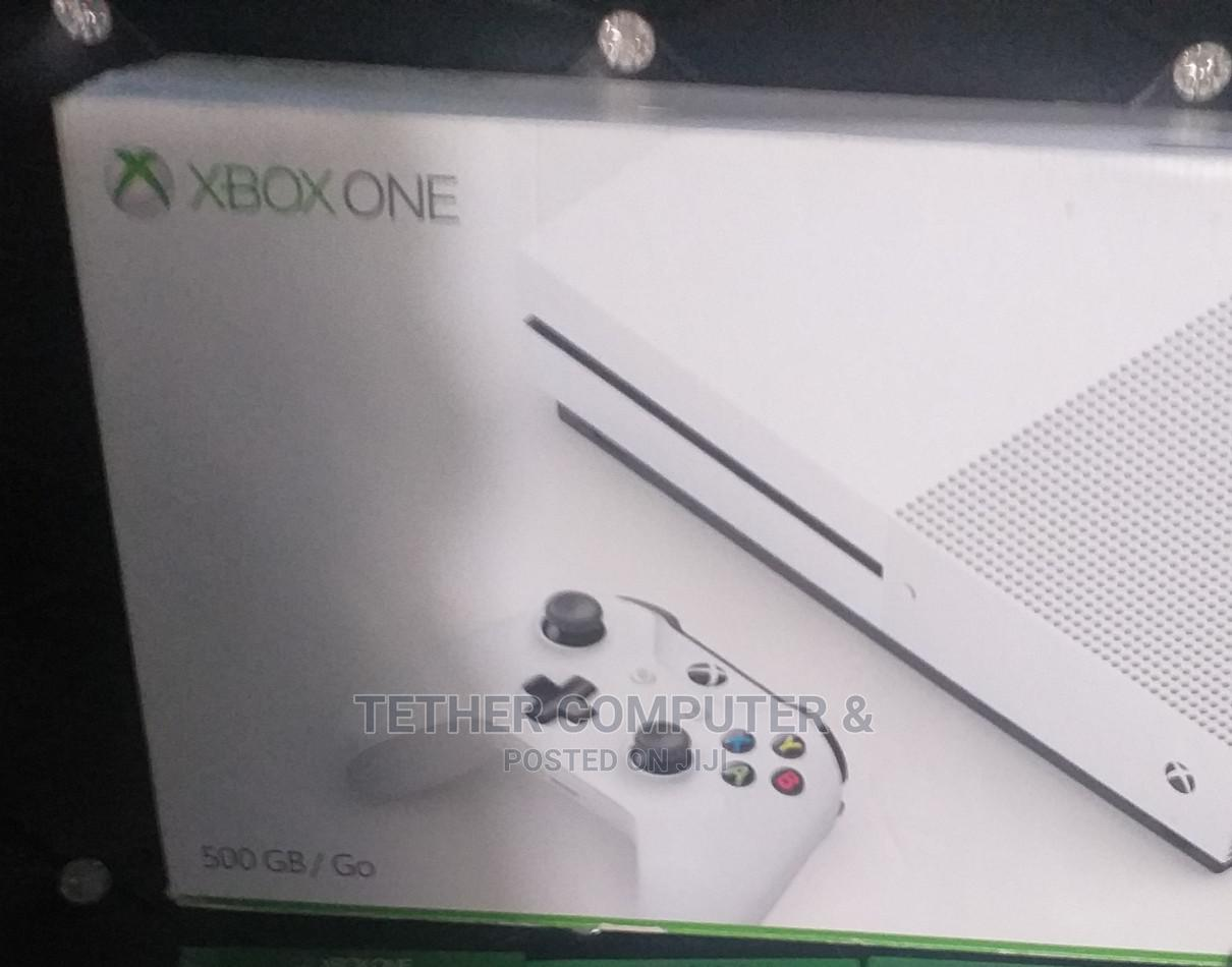 Archive: 4K Xbox One S New የታሸገ