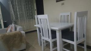 Wooden Dining Table | Kitchen & Dining for sale in Addis Ababa, Kolfe Keranio