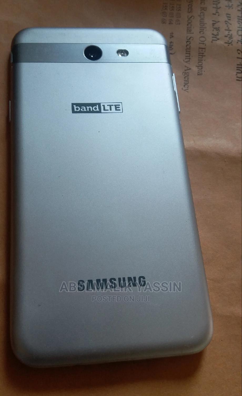 New Samsung Galaxy J7 Prime 16 GB Silver   Mobile Phones for sale in Arada, Addis Ababa, Ethiopia