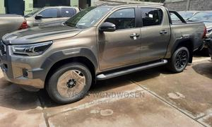 New Toyota 4-Runner 2021 Silver   Cars for sale in Addis Ababa, Bole