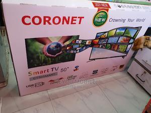 Coronet 50 Inch Smart | TV & DVD Equipment for sale in Addis Ababa, Bole