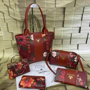 Prada Set of 5 Woman Bag | Bags for sale in Addis Ababa, Bole