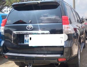 Toyota Land Cruiser Prado 2012 Black | Cars for sale in Addis Ababa, Bole
