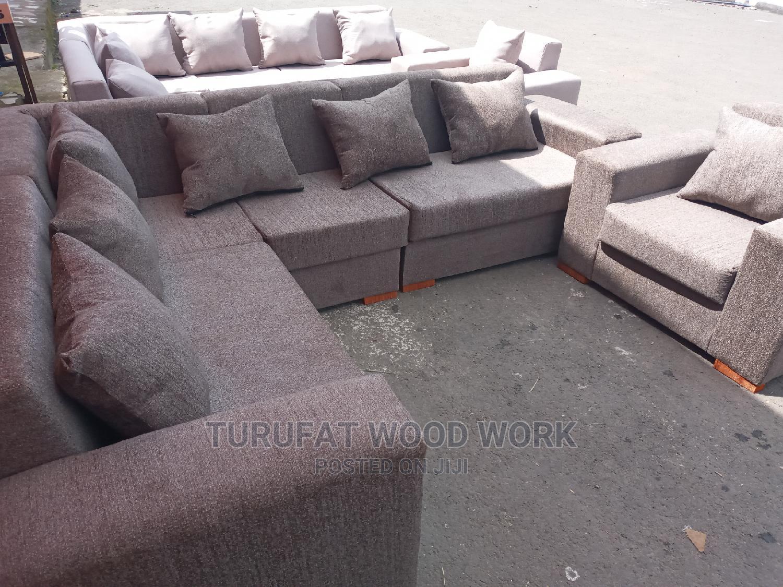 New L-Shape Sofa