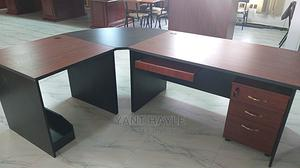 1.40 Lshape Office Table | Furniture for sale in Addis Ababa, Nifas Silk-Lafto