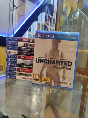 Uncharted: The Nathan Drake Collection | Video Games for sale in Addis Ababa, Bole